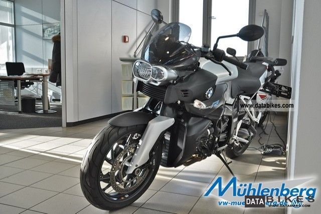 2006 BMW  K12000R Motorcycle Motorcycle photo