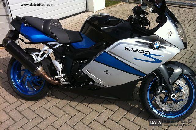 2007 BMW  K1200 S Akrapovic ESA is still under warranty Motorcycle Sport Touring Motorcycles photo