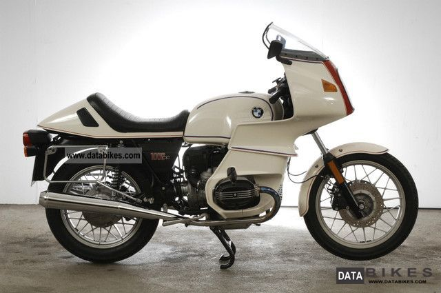 1990 BMW  R 100 RS Motorcycle Motorcycle photo