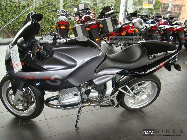 2001 BMW  R1100 S Motorcycle Motorcycle photo