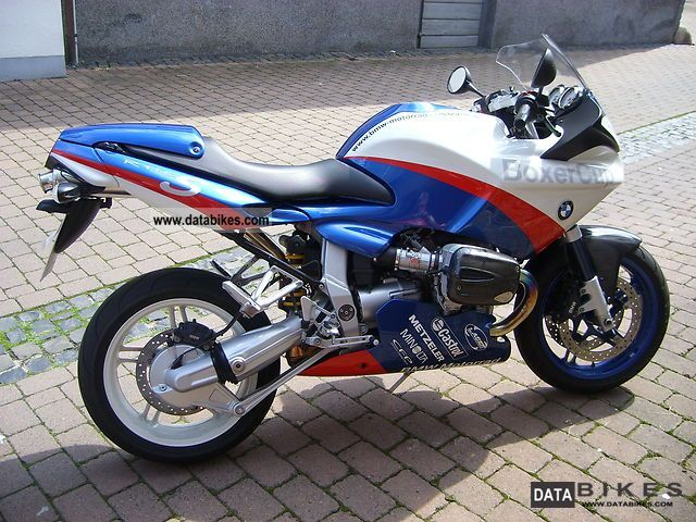 2004 Bmw R 1100 S Boxer Cup