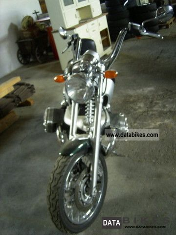 2000 BMW  R 850 C ABS Motorcycle Chopper/Cruiser photo