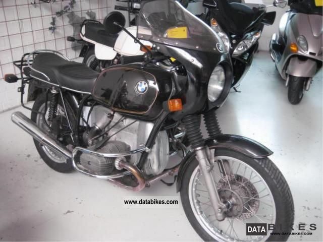 BMW  R 90 1977 Vintage, Classic and Old Bikes photo