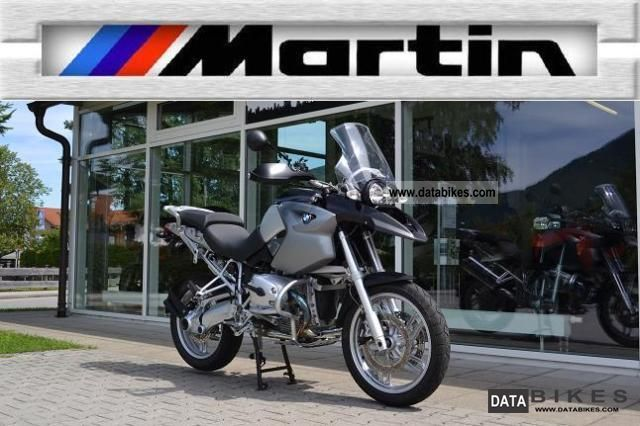 2007 BMW  R 1200 GS ABS, heated grips, engine guards Motorcycle Enduro/Touring Enduro photo