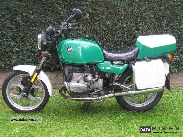 1989 BMW  247 (R65) Motorcycle Naked Bike photo