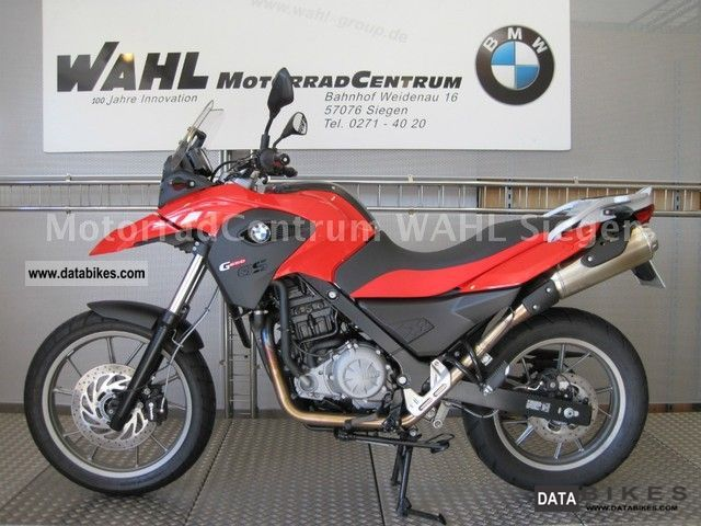2011 BMW  G 650 GS - ABS Motorcycle Enduro/Touring Enduro photo