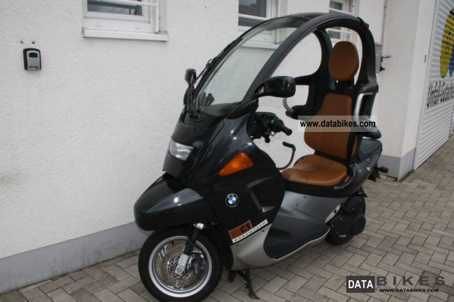 2000 bmw c1 125 12 500 km exclusive with abs only. Black Bedroom Furniture Sets. Home Design Ideas