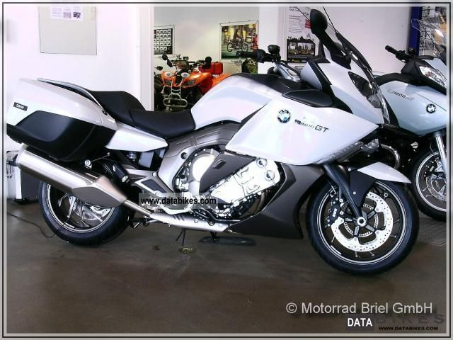 2011 BMW  K1600GT Motorcycle Tourer photo