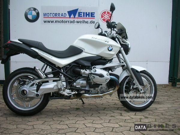 2009 BMW  As new R1200R Motorcycle Tourer photo