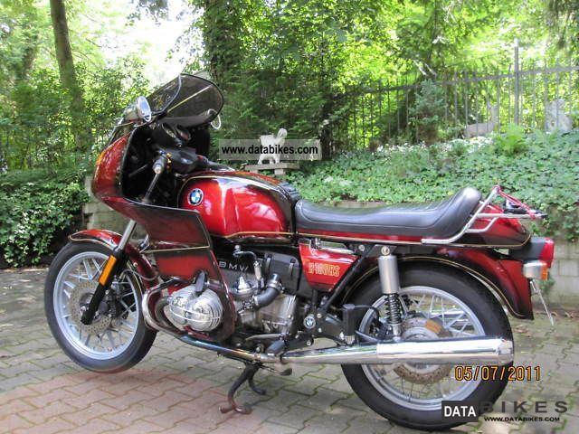 BMW  R 100 RS 1972 Vintage, Classic and Old Bikes photo