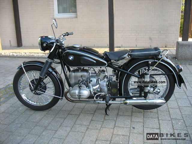 BMW  R 68 1953 Vintage, Classic and Old Bikes photo