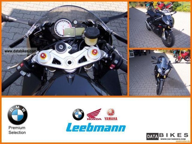 2011 BMW  S 1000 RR Race ABS + DTC + Shifter Motorcycle Motorcycle photo