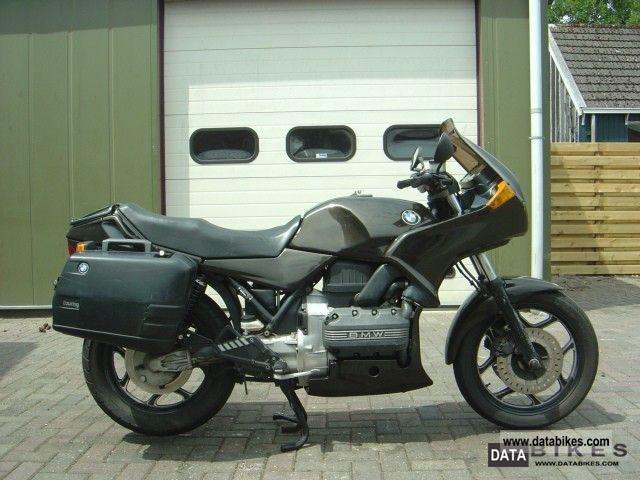 1988 Bmw K 75 S