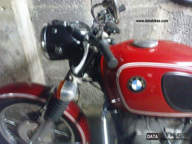 BMW  R60 / 5.73 he Hu4/13, very nice in the first paint 1973 Vintage, Classic and Old Bikes photo