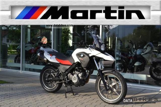 2011 BMW  G 650 GS ABS, heated grips, center stand Motorcycle Enduro/Touring Enduro photo