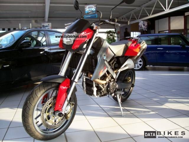 BMW  G650 Xmoto € 55.00 monthly. 2007 Motorcycle photo