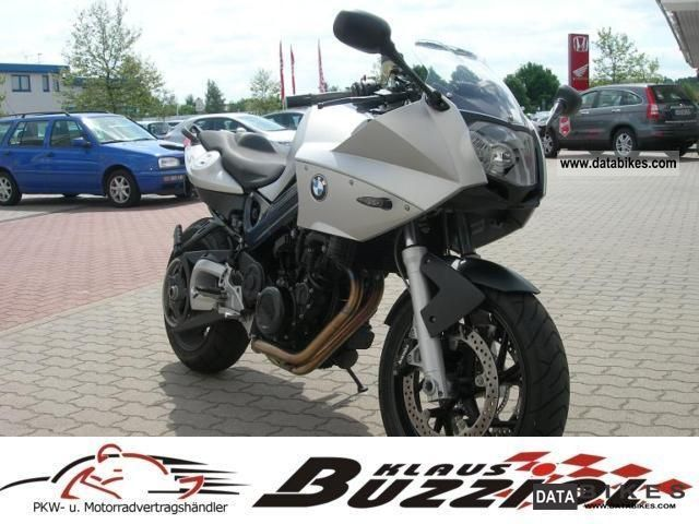 BMW  F 800 S * ABS, heated grips, LED * 2009 Sport Touring Motorcycles photo