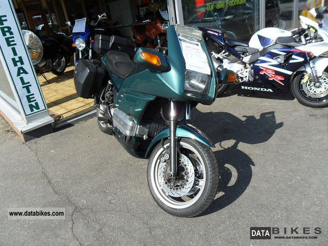 1990 BMW  K 100 RS ABS - TUV & NEW SERVICE - Motorcycle Tourer photo