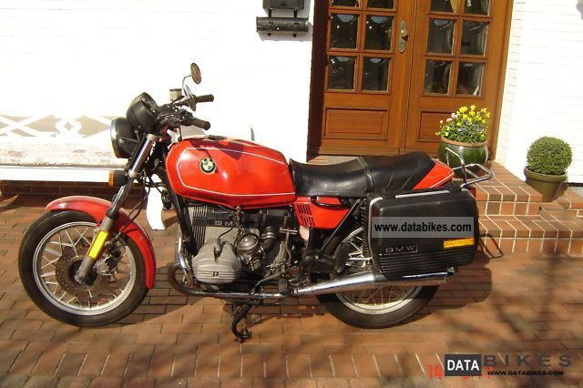 1981 BMW  R 45/248 Motorcycle Motorcycle photo