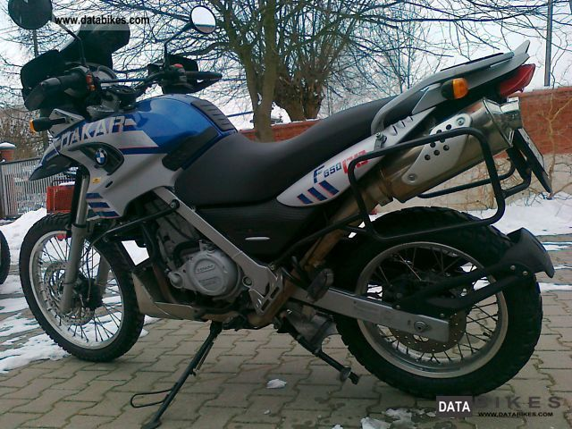 Bmw Speed Bmw F650gs Dakar Top Speed