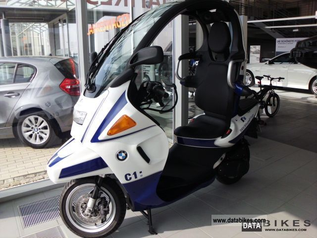 BMW  C1-Williams F1 Special Edition of 400 2002 Scooter photo