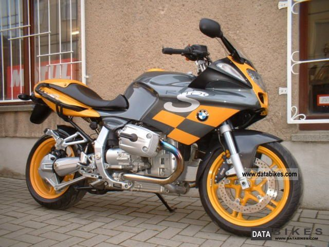 2005 BMW  ABS R 1100 S Motorcycle Sport Touring Motorcycles photo