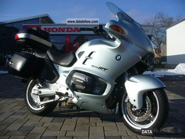 1997 BMW  R 1100 RT ABS ** good condition ** Motorcycle Motorcycle photo