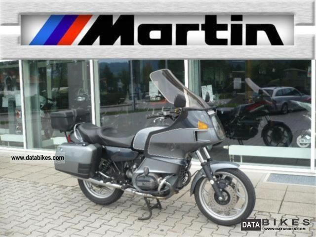 1995 BMW  R 100 RT Special Edition Classic Motorcycle Tourer photo