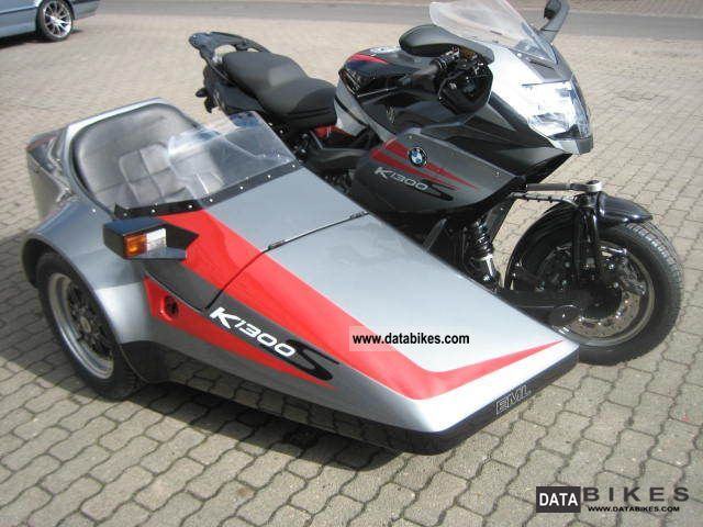 2009 BMW  K1300S-Speed ​​Line Motorcycle Combination/Sidecar photo