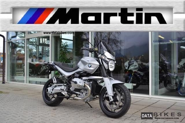 2008 BMW  Martin R 1200 R Edition Motorcycle Motorcycle photo