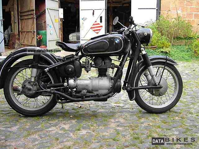 BMW  R 26 1956 Vintage, Classic and Old Bikes photo