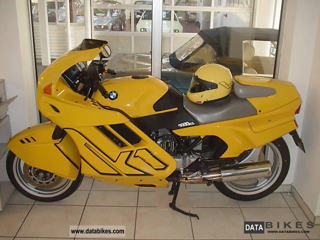 1995 BMW  K 1 Cat Motorcycle Motorcycle photo