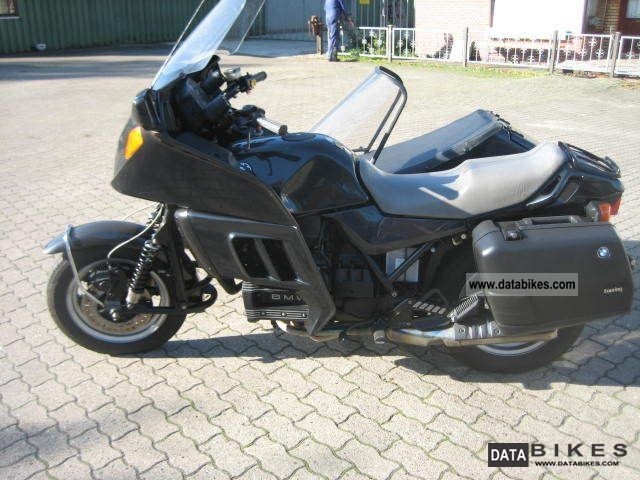 BMW  K75RT MIDI 1992 Combination/Sidecar photo