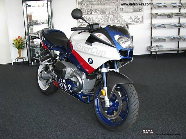 2005 BMW  R 1100 S BoxerCup DAYS ADMISSION! Motorcycle Racing photo
