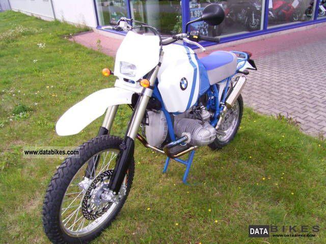 1992 BMW  R100GS Enduro Conversion Motorcycle Enduro/Touring Enduro photo