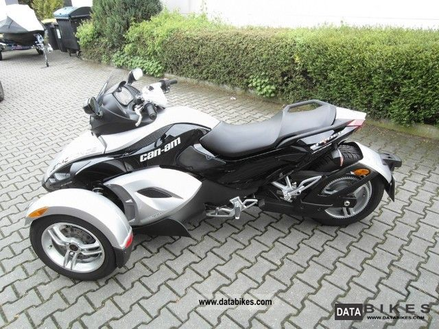 2008 Bombardier  BRP Can Am Spyder RS ​​SM5 customer order Motorcycle Motorcycle photo