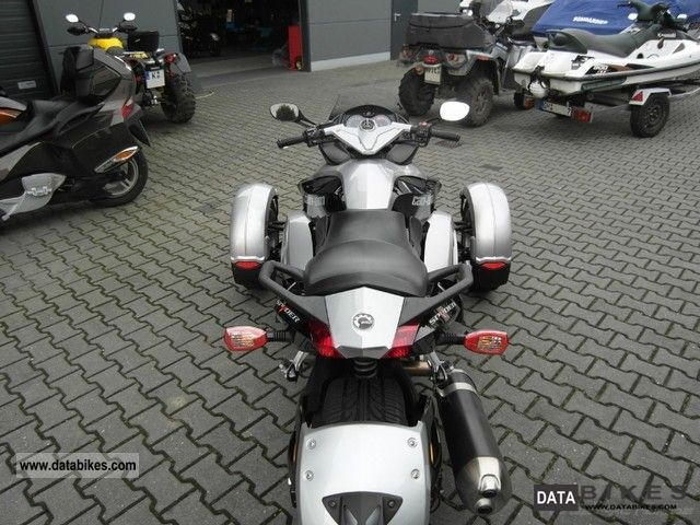 2008 bombardier brp can am spyder rs sm5 customer order 2008 Can-Am Spyder Saddle Bags 2008 can am spyder service manual