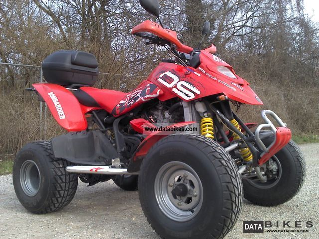 2005 Bombardier  CAN AM DS 650 Bombardier Motorcycle Quad photo