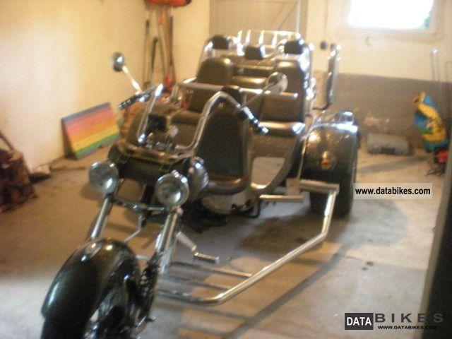 2000 Boom  Family II Motorcycle Trike photo