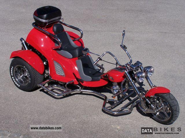 Boom  Automatic V2 Thunderbird anniversary price 2010 Trike photo