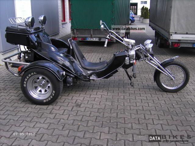 1999 Boom  Highway Motorcycle Trike photo