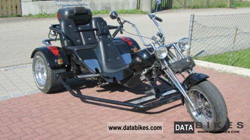 1998 Boom  Family 2 Motorcycle Trike photo