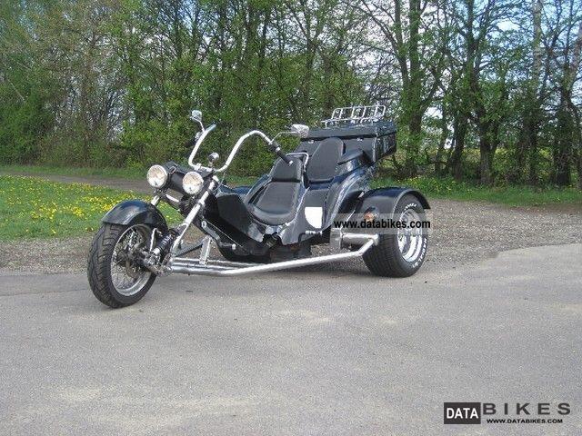 2001 Boom  Highway Motorcycle Trike photo