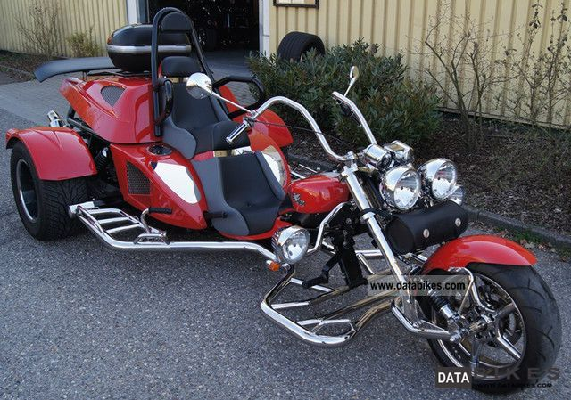 2011 Boom  Fighter X11 only 2.480km Motorcycle Trike photo