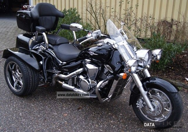 Boom Intruder Motor Trike Lgw on 2012 Honda Shadow Spirit 750