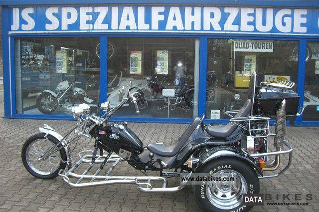 1995 Boom  Chopper 1.6 Motorcycle Trike photo