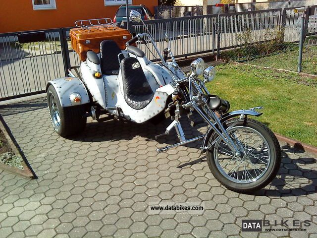 1998 Boom  Trike Motorcycle Trike photo