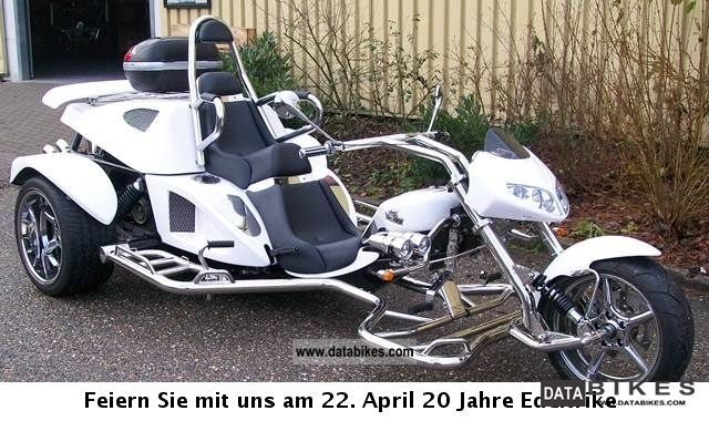 2011 Boom  Fighter X11 Thunderbird - Special Price Motorcycle Trike photo