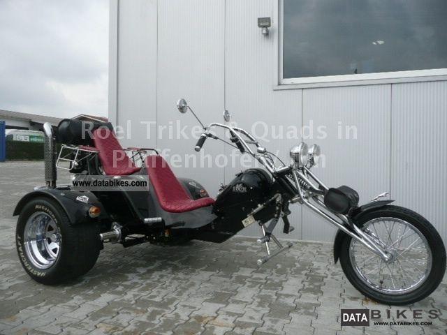 1995 Boom  Chopper \ Motorcycle Trike photo