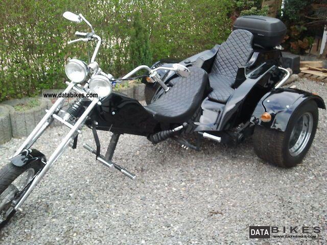 1996 Boom  Devil's Trike Place Motorcycle Trike photo